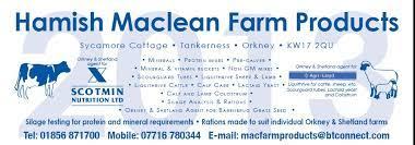 Hamish Maclean Farm Products